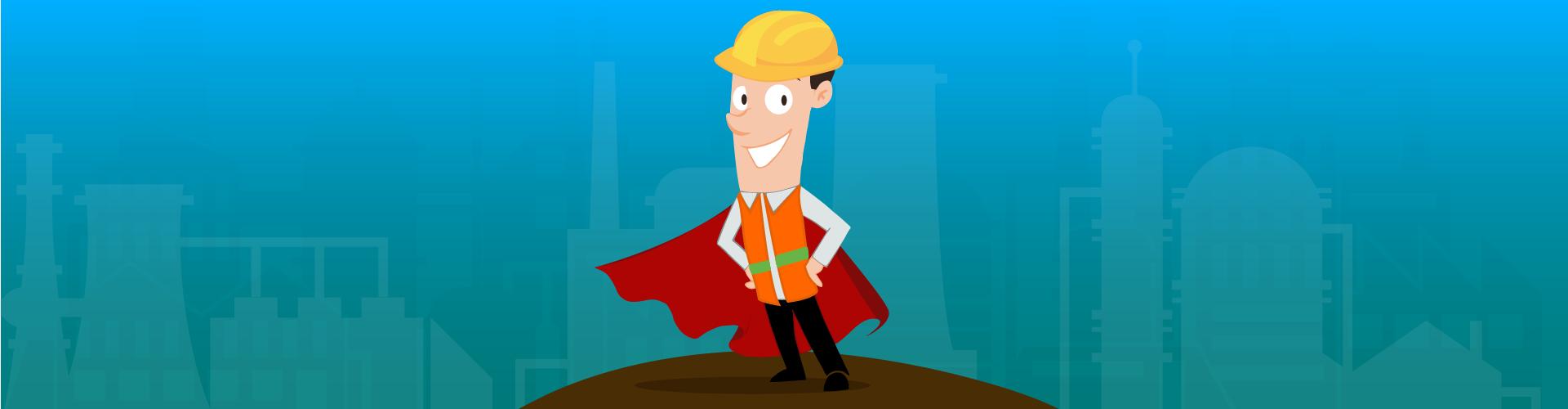 Instrumentista Industrial, seja o herói da sua operação!