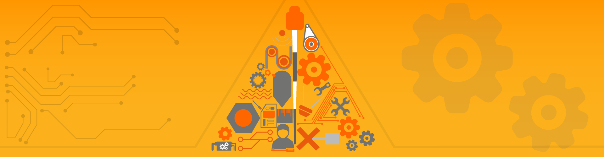 Pirâmide da Automação Industrial – Entenda de uma vez por todas!