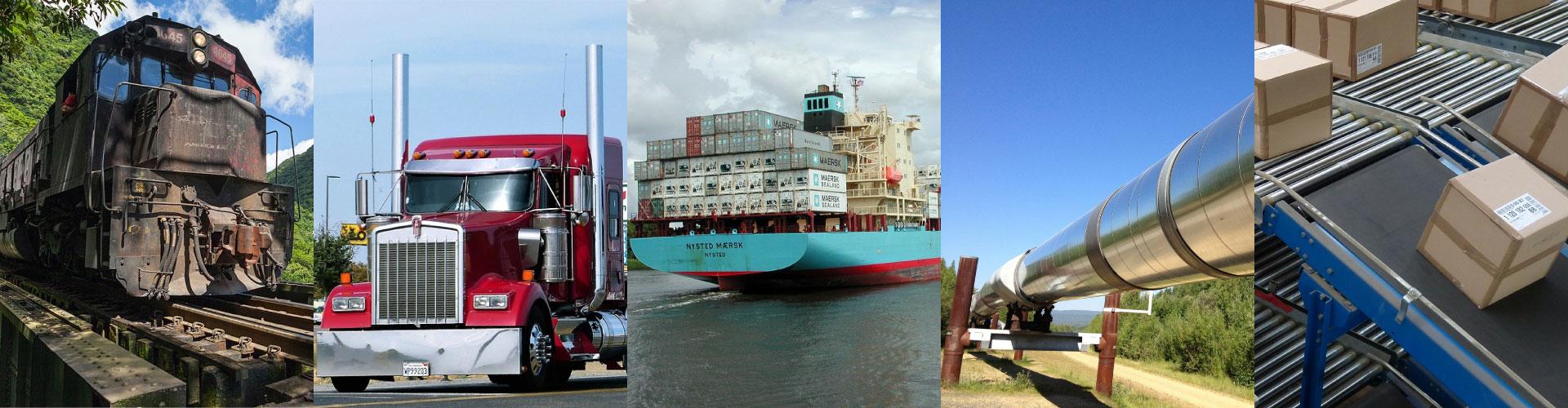 5 Tipos de Transporte de Materiais na Indústria