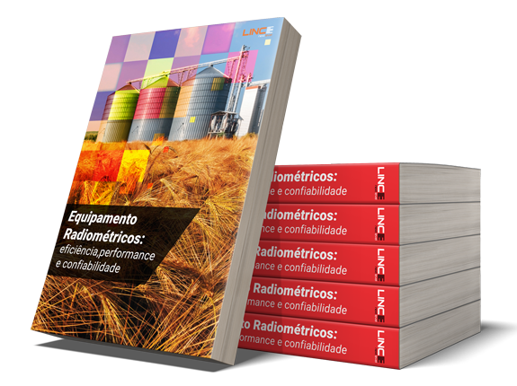 Equipamentos Radiométricos: eficiência, performance e confiabilidade