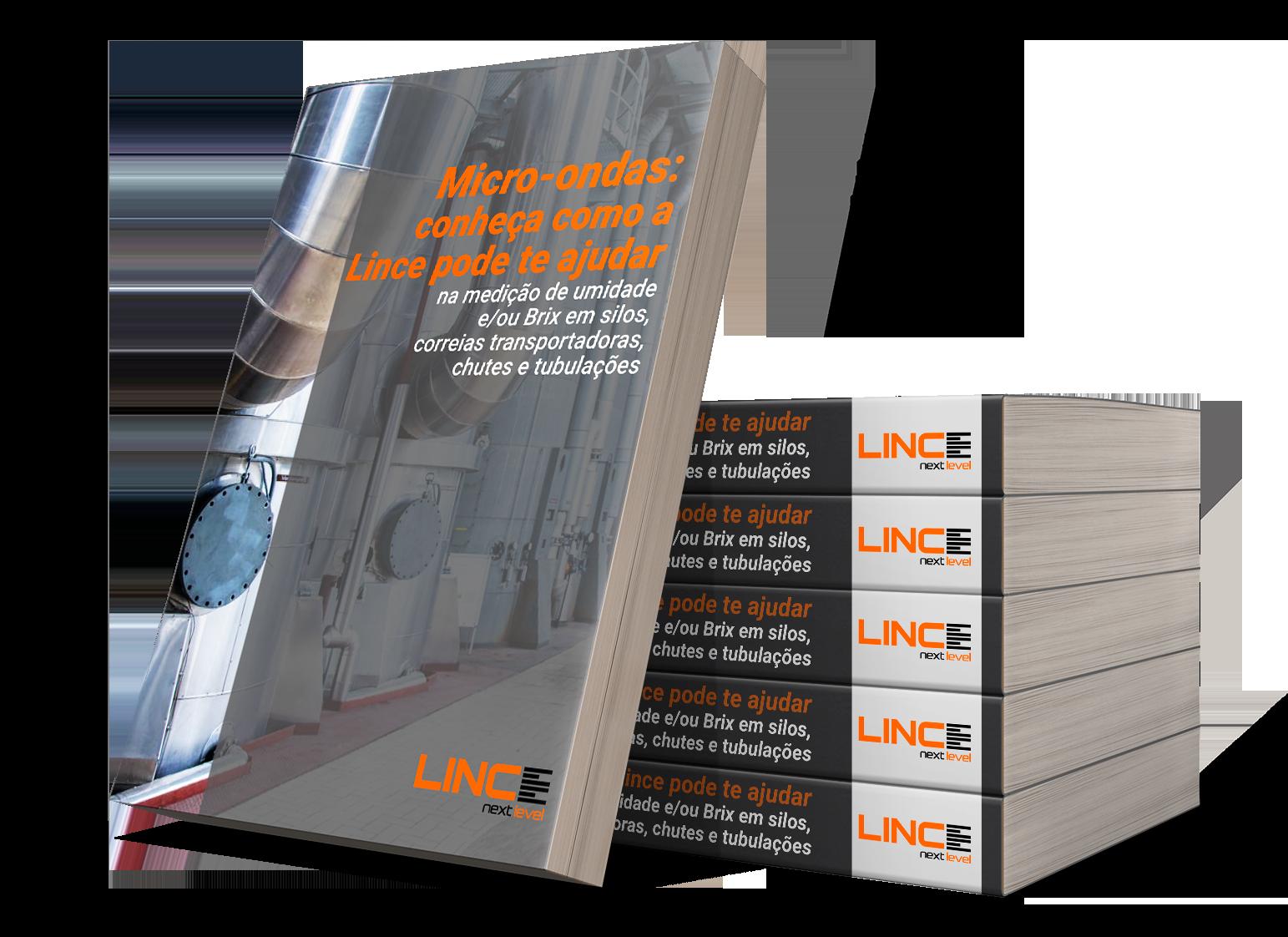 Microondas: conheça como a Lince pode te ajudar na medição de umidade em silos, correias transportadoras e chutes