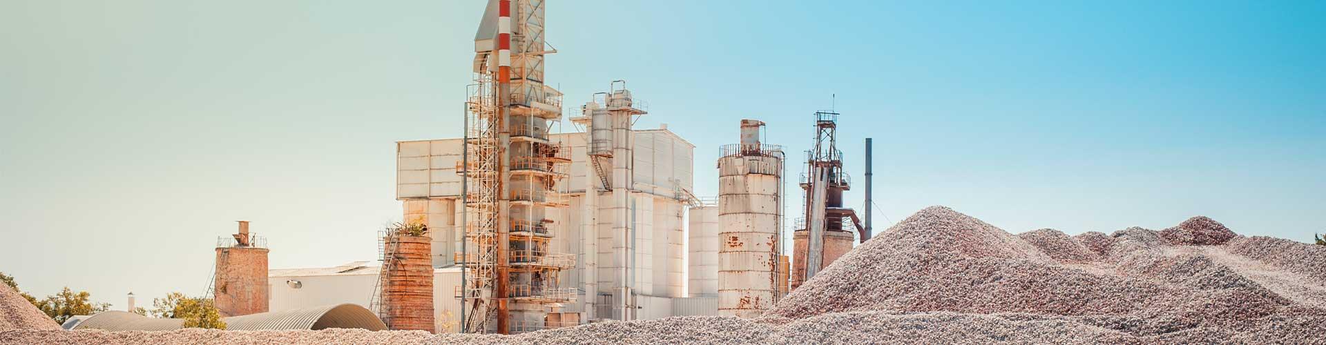 Qual a solução ideal para os problemas de Medição de Nível nas indústrias cimenteiras?